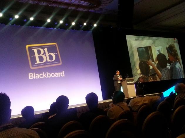 Sugata Mitra at Blackboard World 2013
